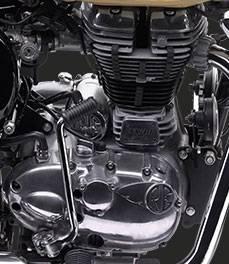 RE Classic 350 ENGINE