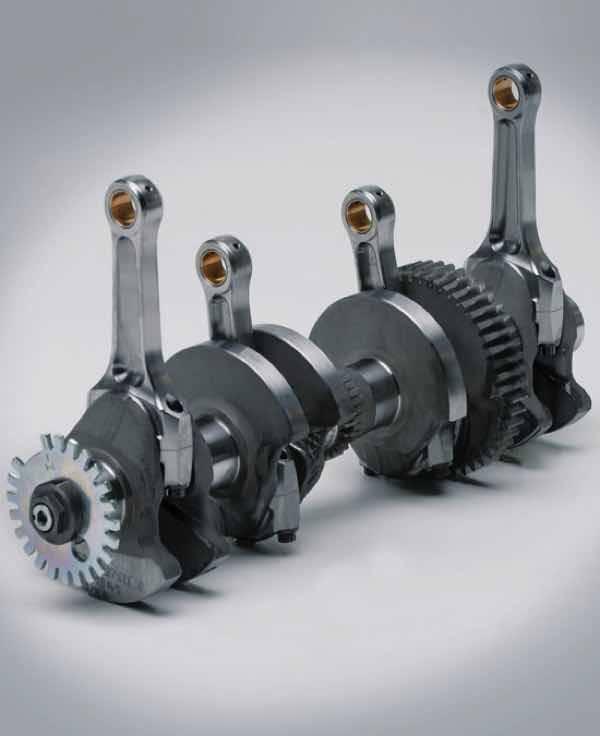 MV Agusta - F4 Engine