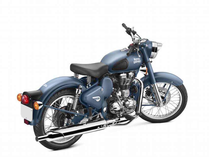Royal Enfield Classic Squadron Blue For Sale In Brisbane Qld