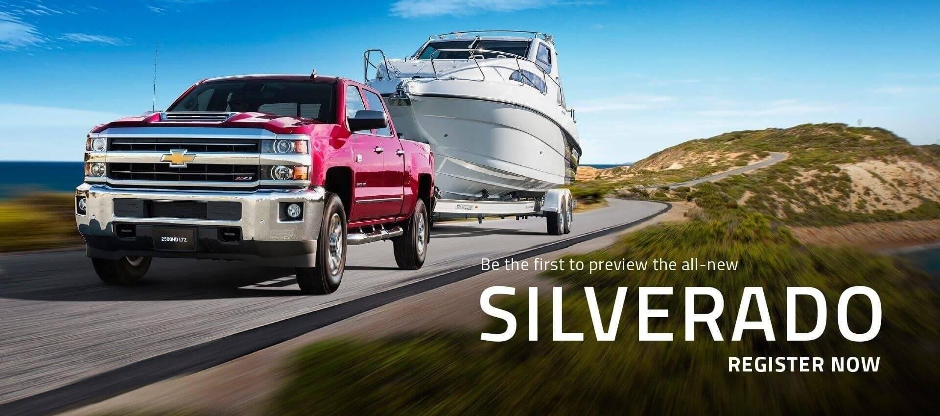 Motors HSV Silverado