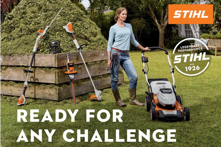 See our latest range of Stihl equipment in Cairns