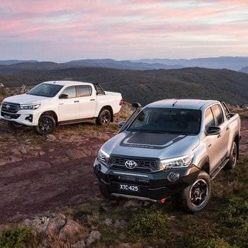 Register Your Interest in the New Rugged X, Rogue and Rugged Hilux Small Image