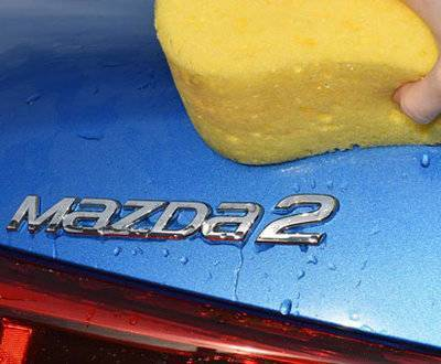 Mazda2 Cleaning image