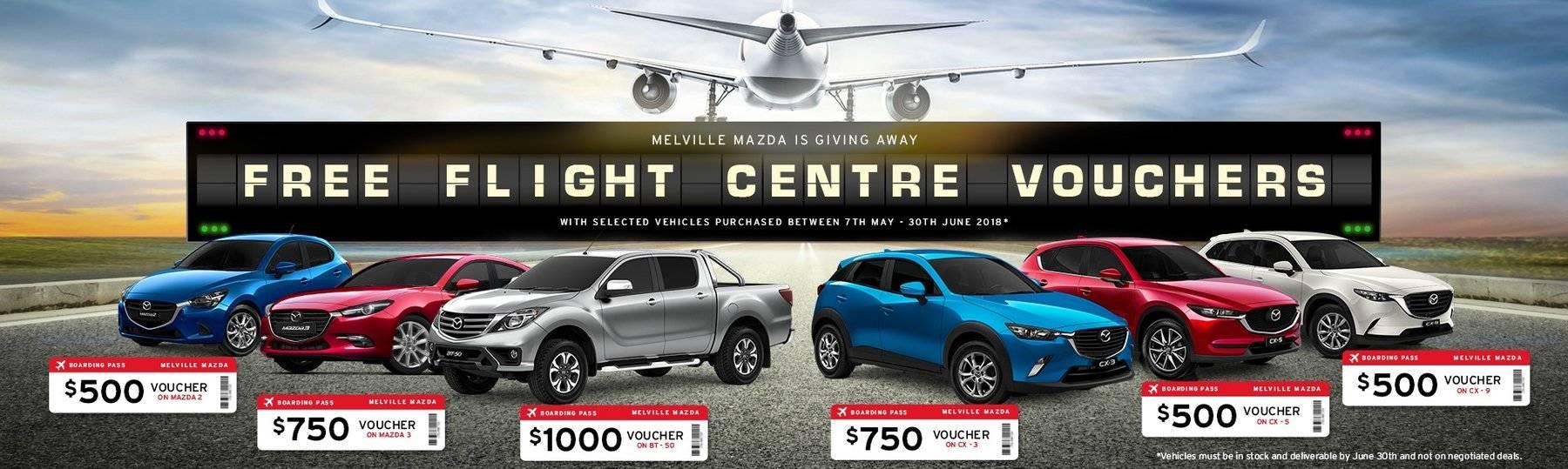 EOFY Mazda Deals
