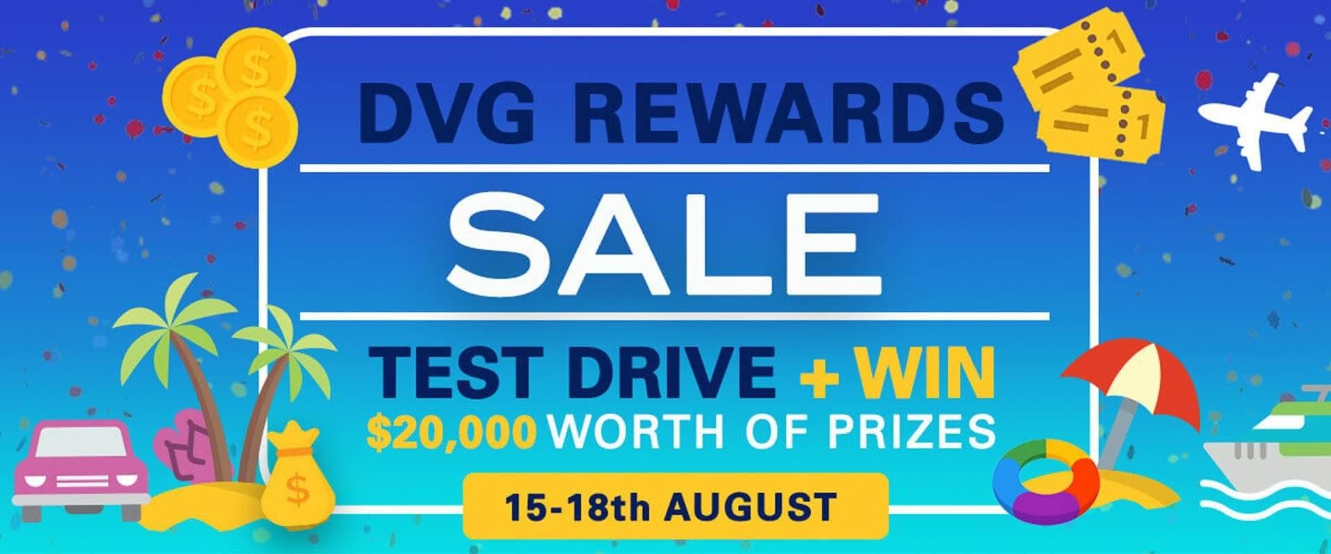 DVG-Rewards Sale