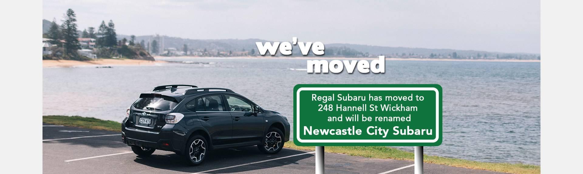 Newcastle Subaru Specials