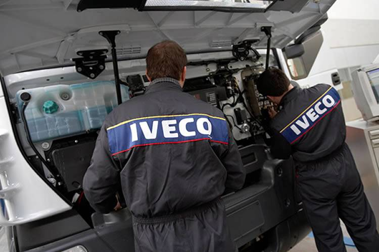 Our highly experienced service technicians are Iveco factory trained.  We also offer a 24-hour breakdown service to get you and your van back on the road fast.