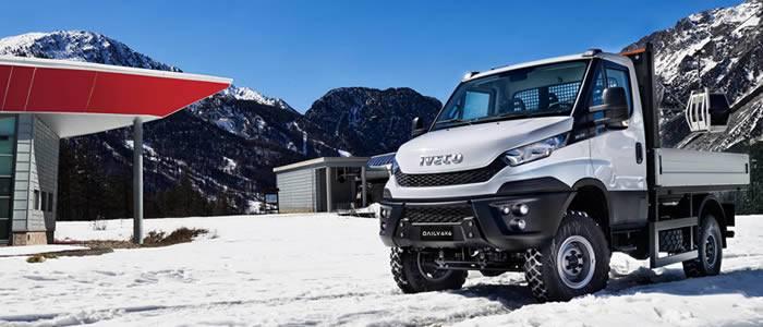 Iveco Vehicle