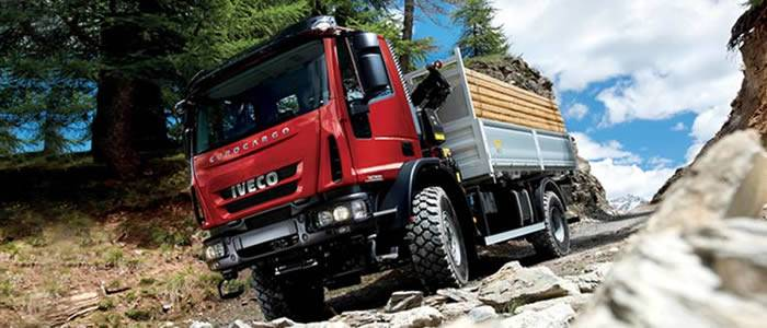 Iveco Vehicle