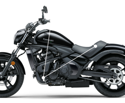 Vulcan S Ergo Fit Dealer image