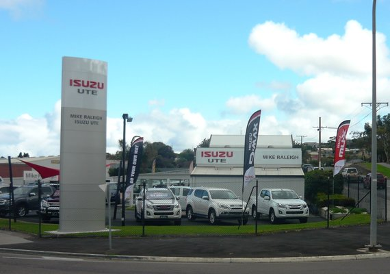 Welcome to your local Isuzu UTE dealer
