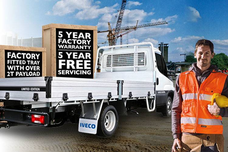 See the latest New Truck Special Offers and Promotions available at Honeycombes IVECO.