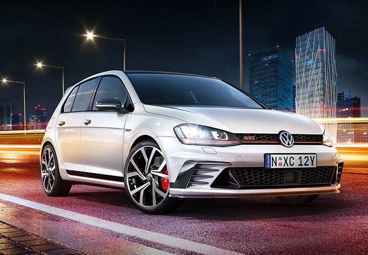 Golf R - The performance you've been waiting for.