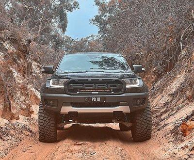 Ford Ranger Raptor X Preview Image image