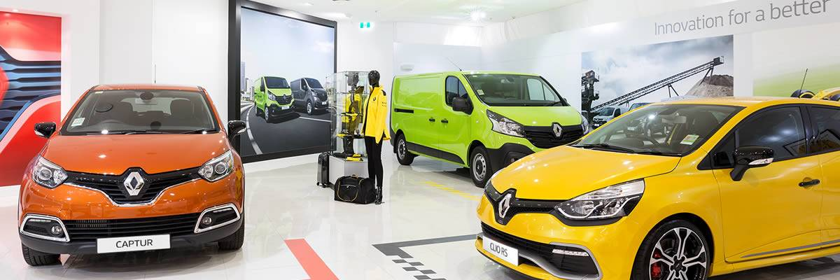 Renault Store Hornsby NSW