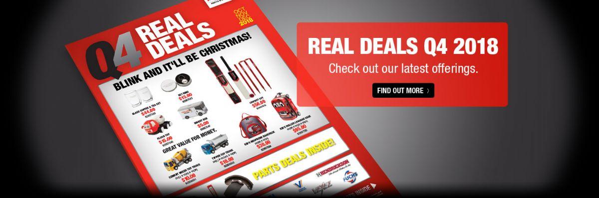 Isuzu Trucks Real Deals