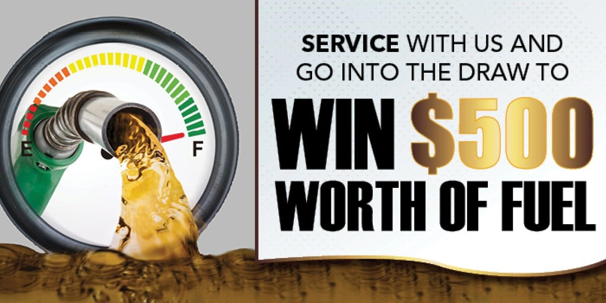 blog large image - Service with us for your chance to win $500 worth of fuel