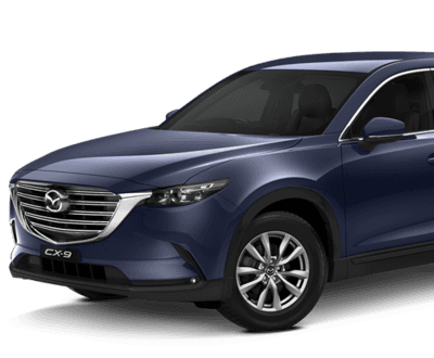 Mazda CX-9 Touring Deep Crystal Blue Mica image