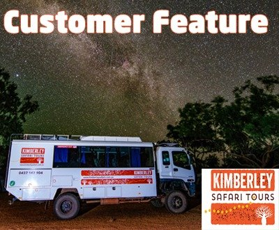 Kimberley Safari Tours image