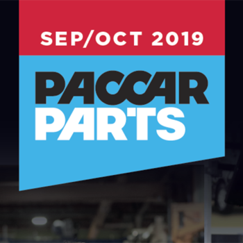 PACCAR Parts  |  September / October 2019 Catalogue Small Image