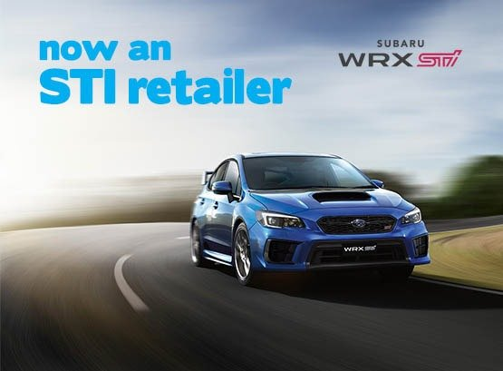 Now an STI Retailer