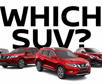 Brighton Nissan Which SUV? image