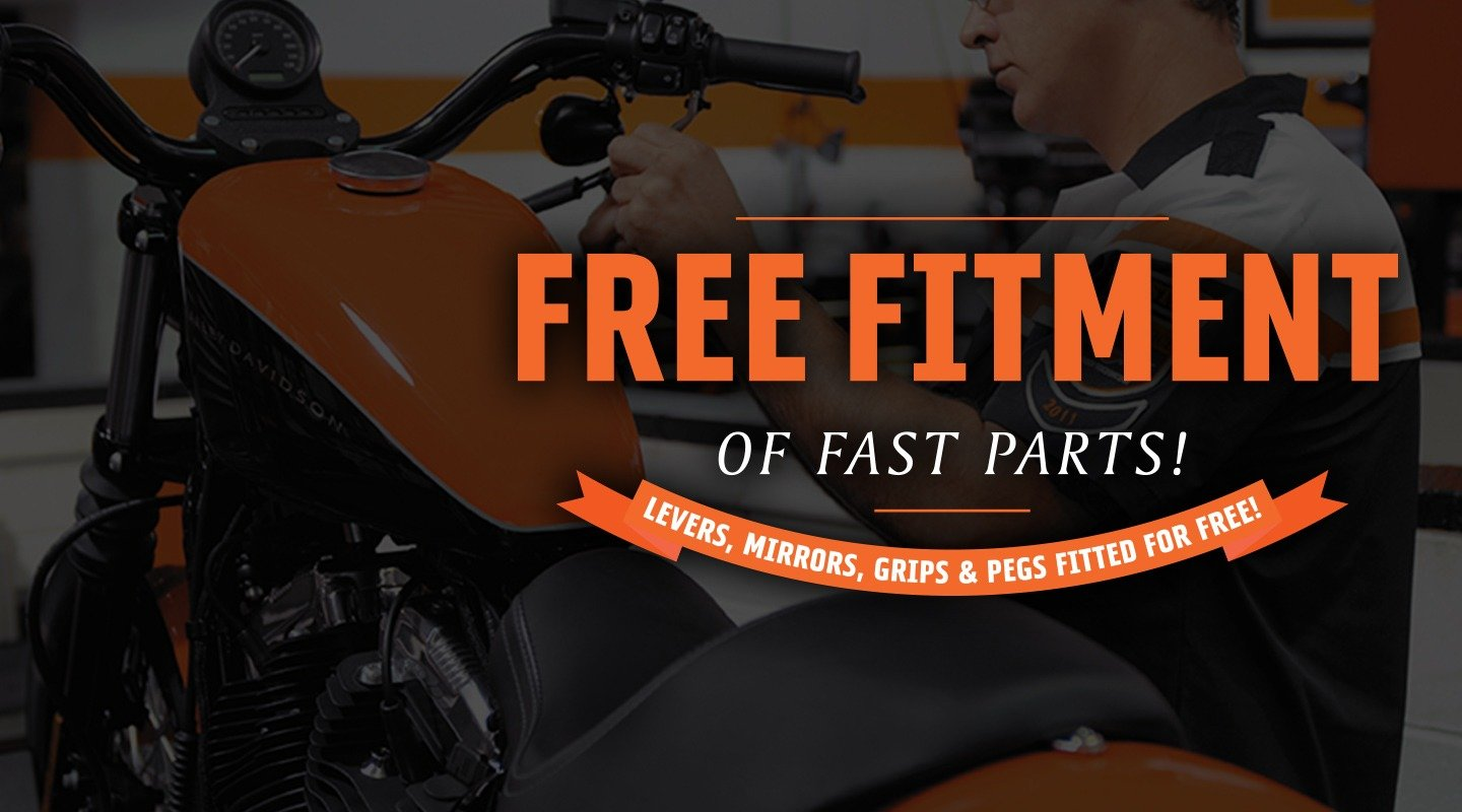 FREE Fitment Of Fast Parts: