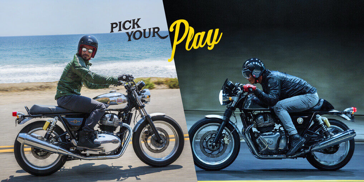 blog large image - Royal Enfield Interceptor & Continental GT Review - 6TDegrees