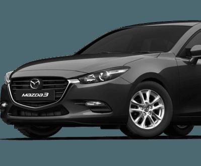 Mazda 3 Neo Hatch Jet Black Mica image