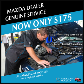 Mazda Dealer Service Small Image