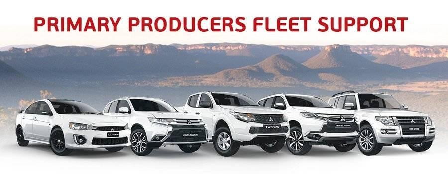 Mitsubishi Fleet Primary Producers