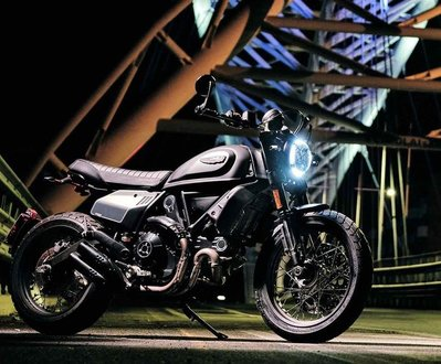 New_Ducati_Scrambler_Nightshift image