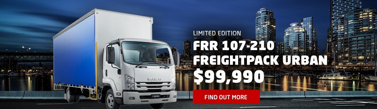 Limited Edition: 10 Pallet Freightpack Urban Large Image