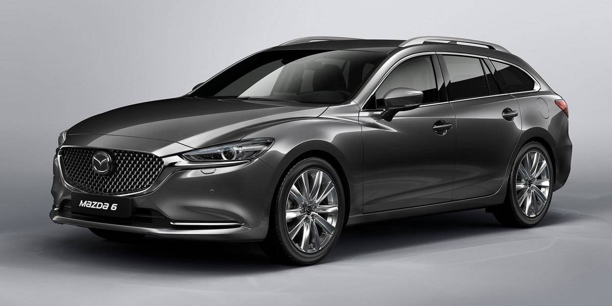 blog large image - Introducing the new Mazda6 Wagon – a turbo charged family car