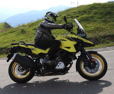 2020 Suzuki V-Strom 1050 Range image