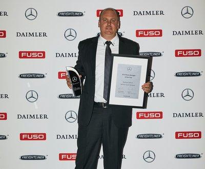 Daimler Trucks Brisbane - WINNER 2019 Parts Manager of the Year image