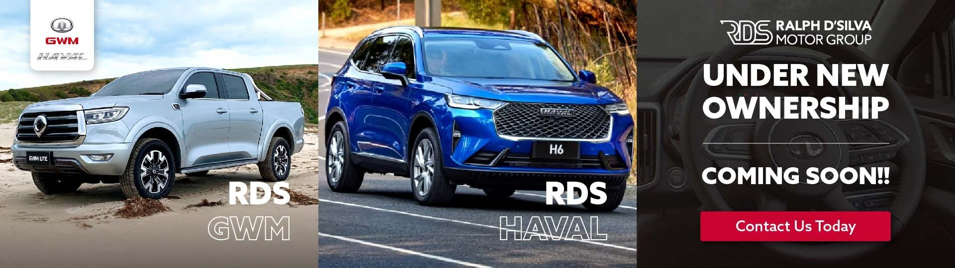 Ralph D'Silva GWM HAVAL - Contact us today!
