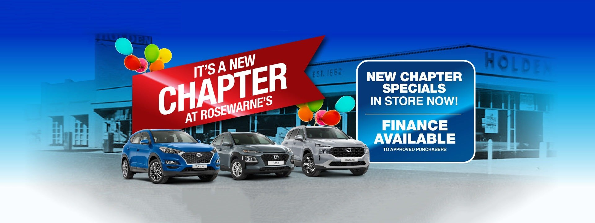 Rosewarne's Hyundai | All New Chapter Special!