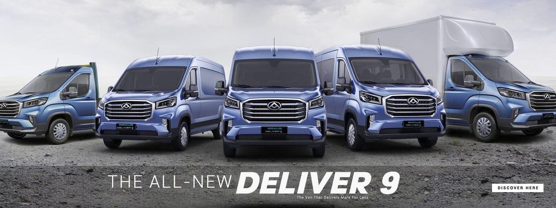Carwise LDV - New Deliver 9