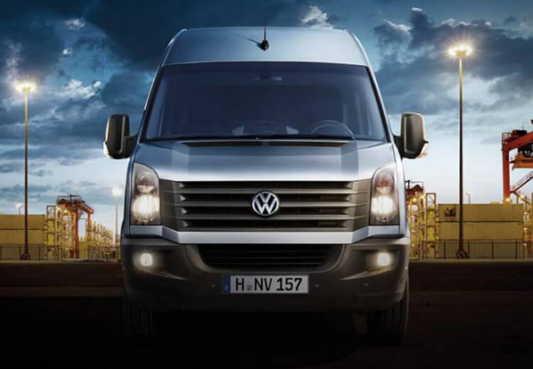 Search our Volkswagen Commercial range - Click here