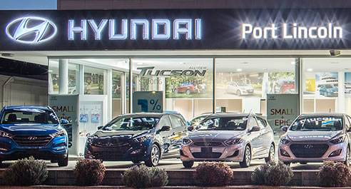 Visit Port Lincoln Hyundai