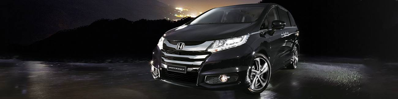 Honda Odyssey Page Banner 1