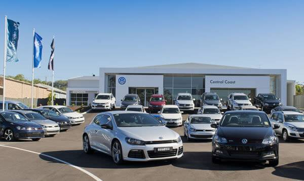 Welcome to Central Coast Volkswagen