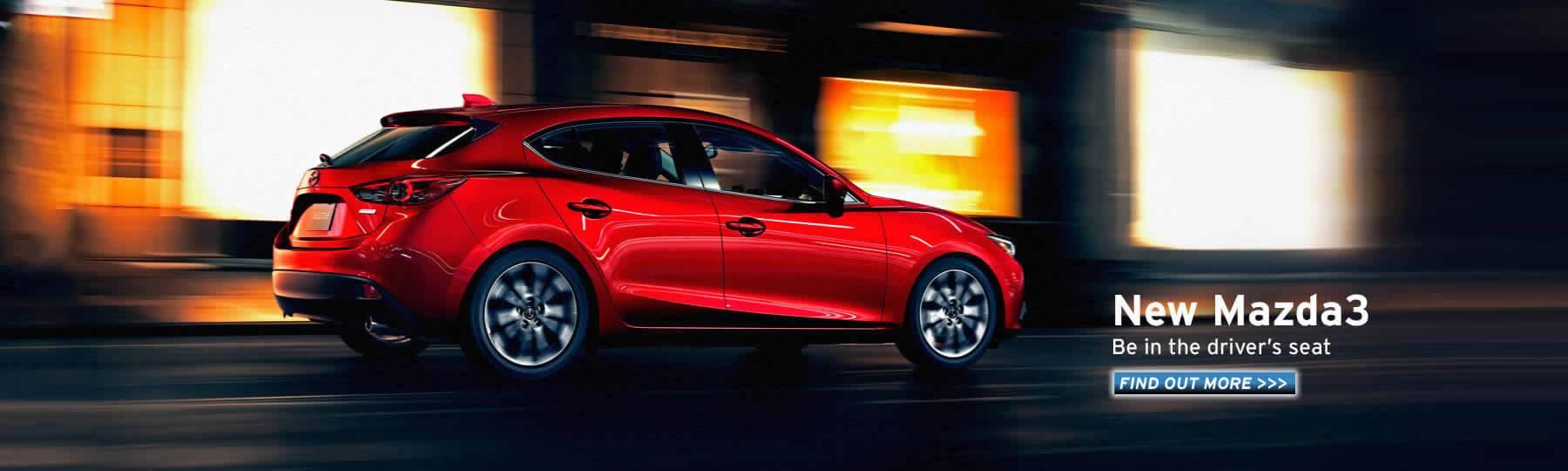 Melville Mazda 3