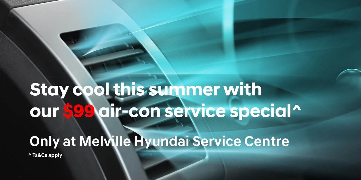 blog large image - Stay cool this summer with our $99 air-con service special