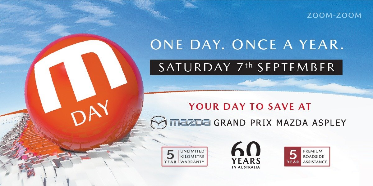 blog large image - This M Day at Grand Prix Mazda Aspley