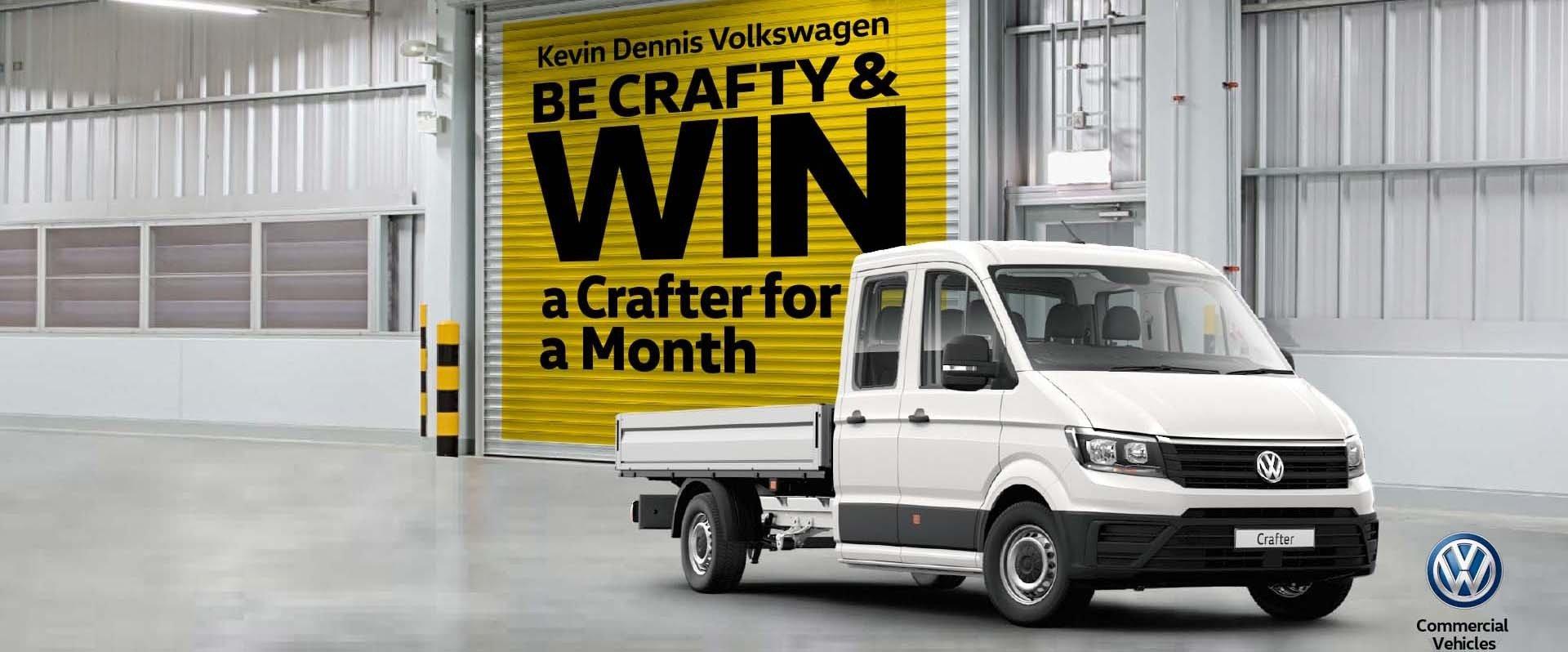 Kevin Dennis VW Be Crafty