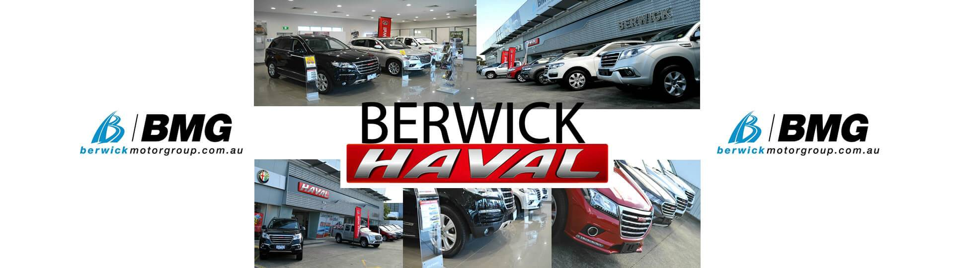 Berwick Haval Showroom