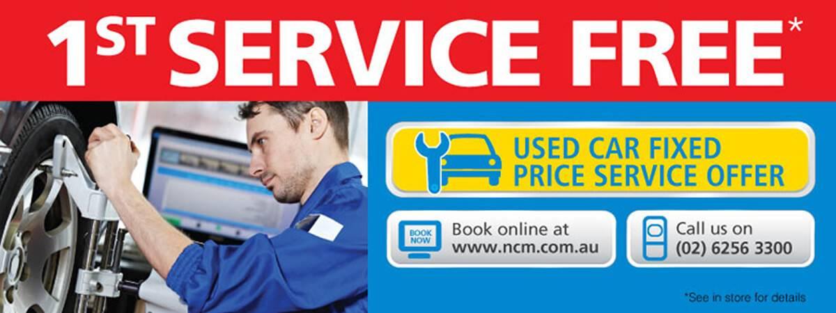 Canberra Fleet & Wholesale Centre Service