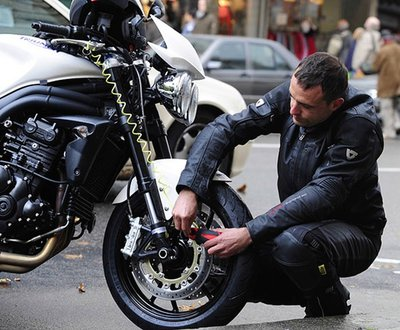 Keeping Your Motorcycle Protected Against Thieves  image